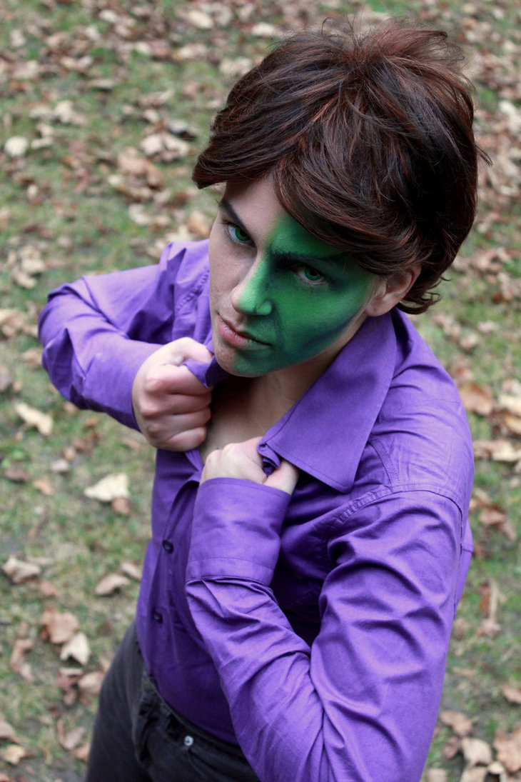 Hulk - wilfi03 Photo by Ravenclaw