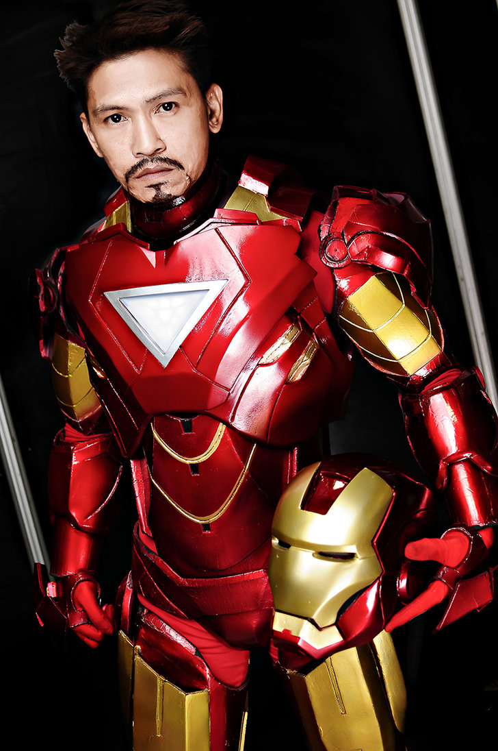 Iron Man - Don Robert Torio Photo by Kazereivolt