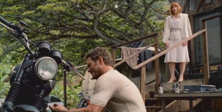 They Made A New Dinosaur In First Clip From Jurassic World