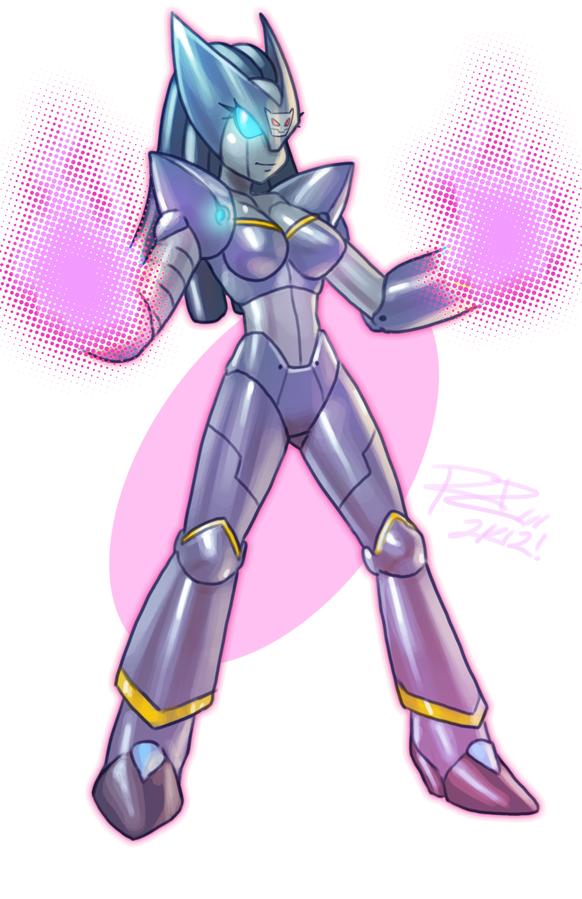 Lady Ultron - Robaato