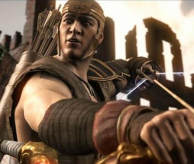 Kung Jin of Mortal Kombat X
