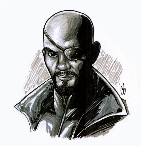 Nick Fury - Big Chris Gallery