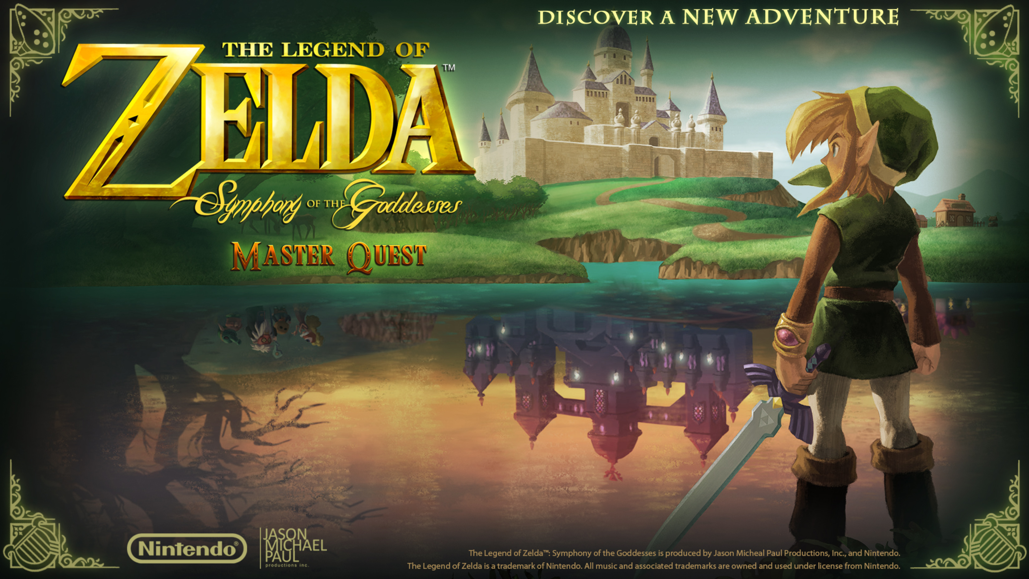 Legend Of Zelda: Symphony Of The Goddesses Coming To Dublin – The Arcade