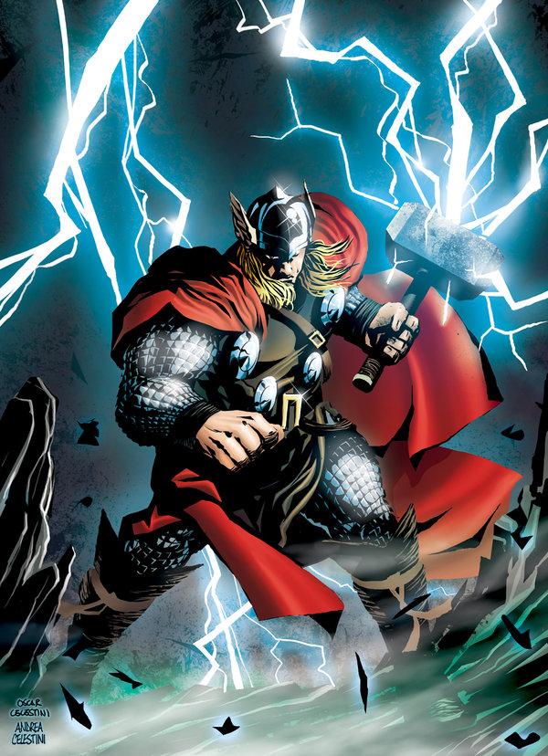 Thor - Andrea Celestini