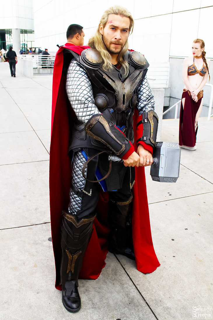 Thor - L.A. Jaze Cosplay