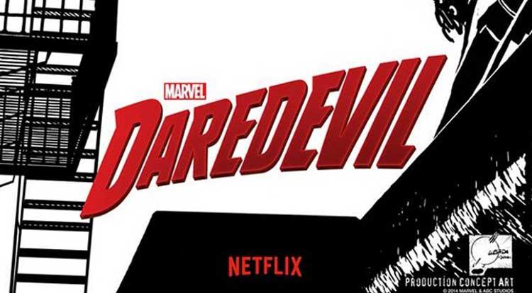Daredevil Behind the Scenes with Elden Henson and Deborah Ann Woll