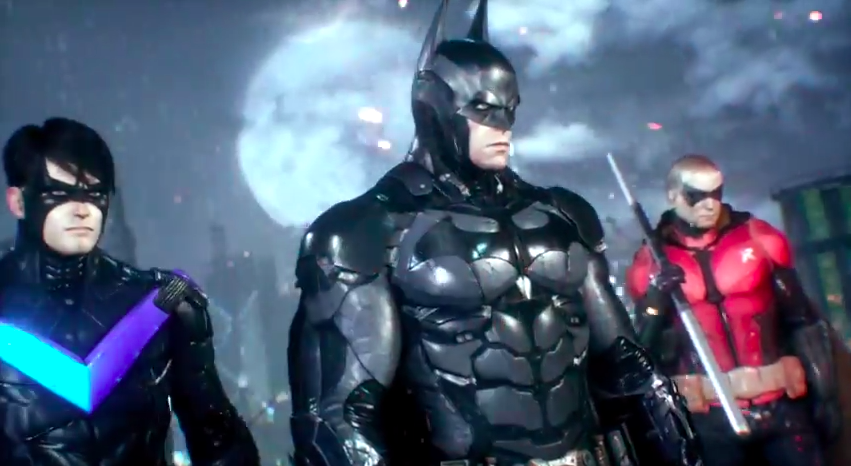 Batman Arkham Knight – 'All Who Follow' Trailer