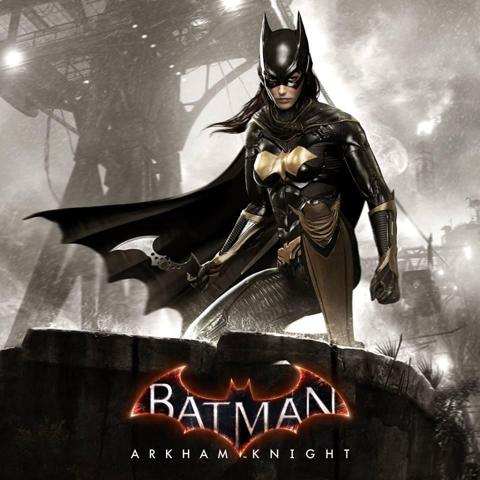 Arkham Knight Season Pass Will Introduce Playable Batgirl