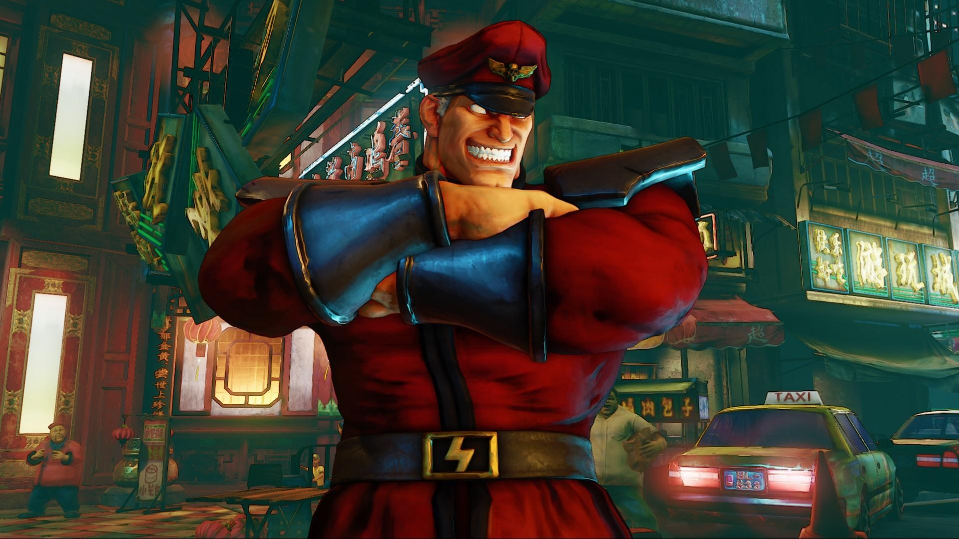 Street Fighter 5 Reveals M. Bison in New Trailer