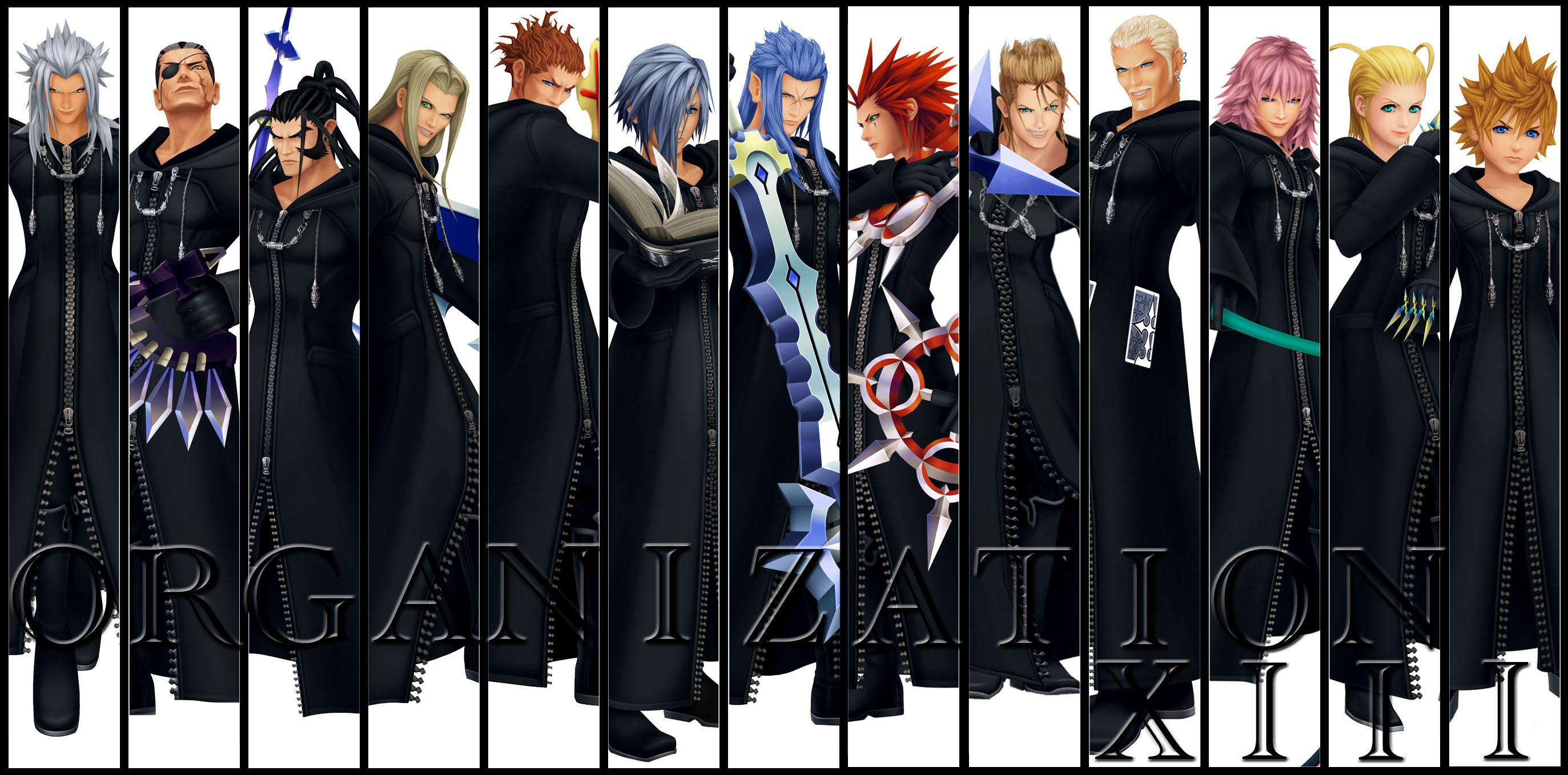 Boss Rush: Organization XIII