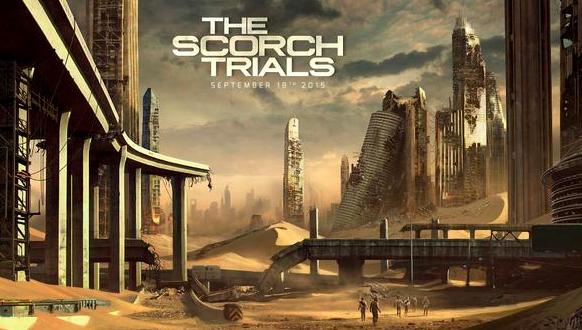 Maze Runner Sequel 'The Scorch Trials' Trailer Released