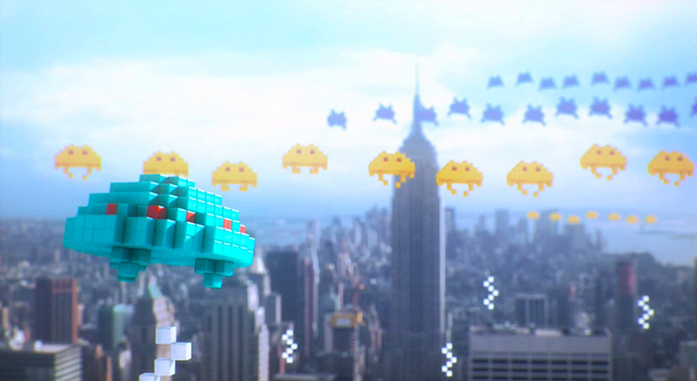 Second Trailer Released For Upcoming Movie 'Pixels'