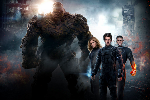 New Images For Fantastic Four Movie Released
