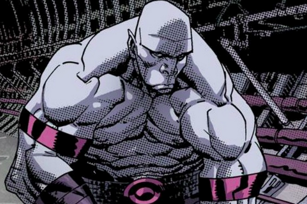 Caliban Mutant