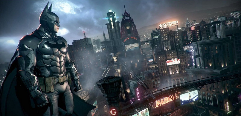Batman: Arkham Knight 'Time To Go To War' Gameplay Video