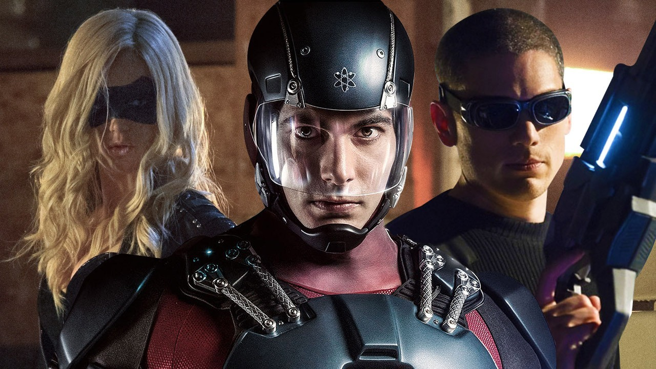 Arrow/The Flash Spinoff Gets Picked Up For First Season And Official Title