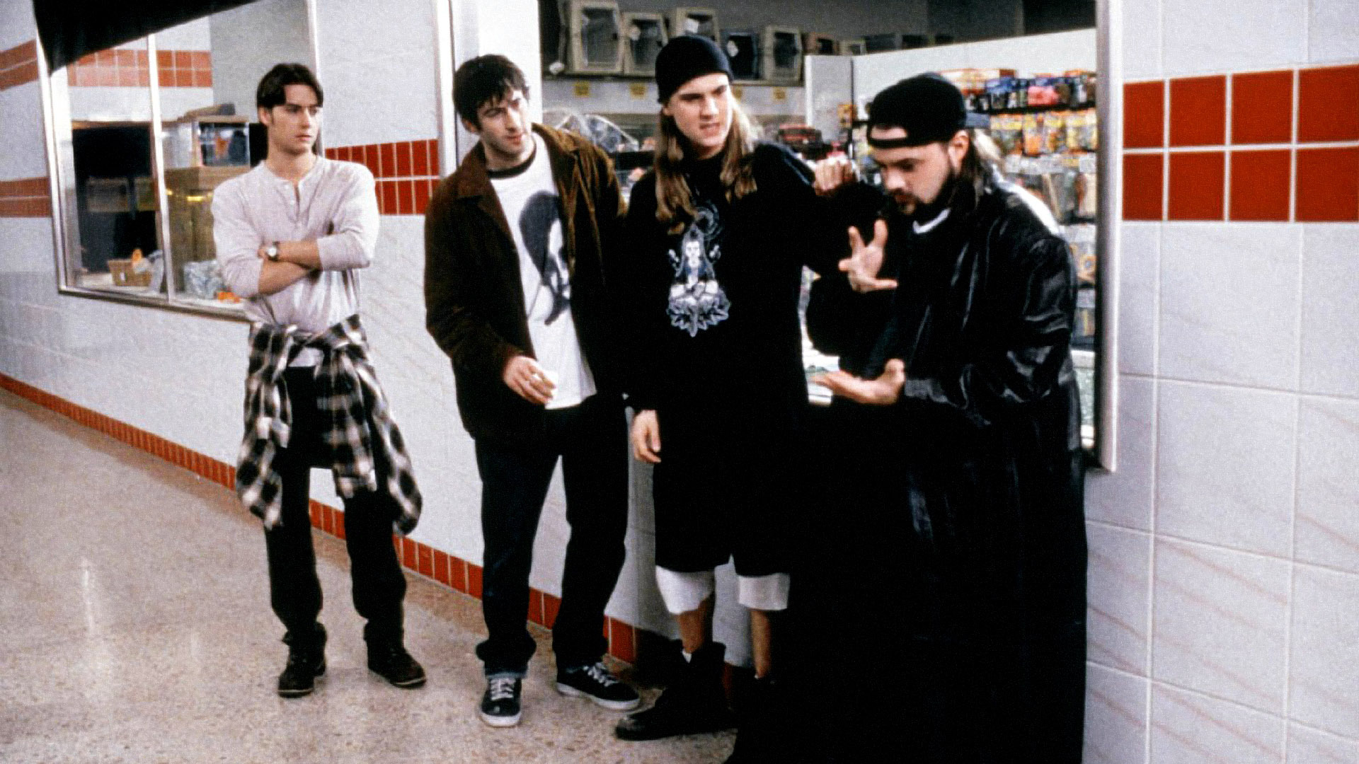 Kevin Smith's Mallrats Sequel To Be Titled Mallbrats