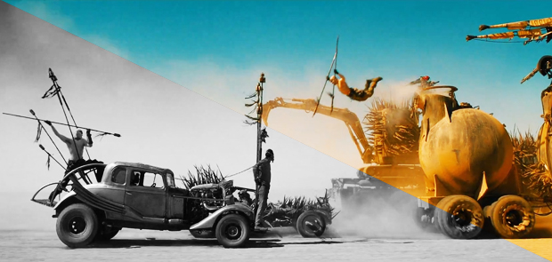Max Max: Fury Road Will Go Black And White For Blu-Ray