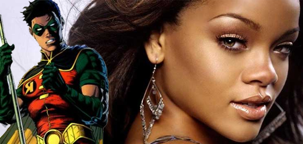 DC's Robin VS. Rihanna In Trademark Issue