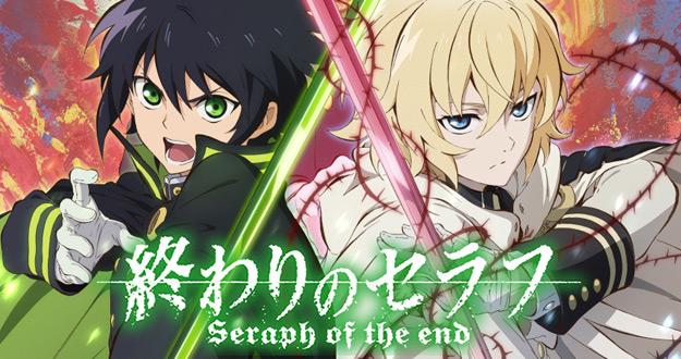 Otaku Digest: Seraph Of The End