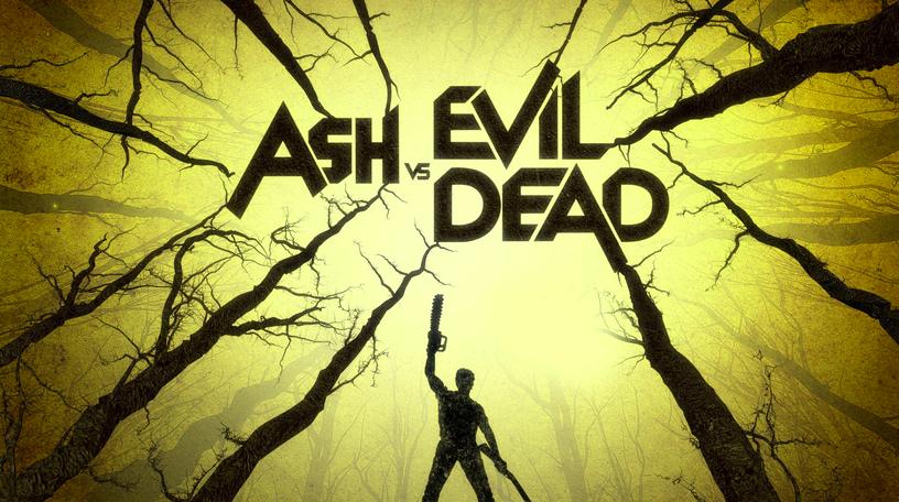 Get Your Boomstick Ready! Teaser Trailer For Ash Vs. Evil Dead Released
