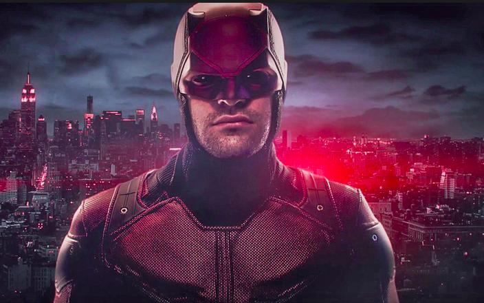 New Daredevil Logo Revealed For Season 2
