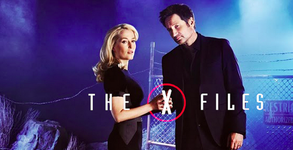 First Look: Mulder And Scully In 'The X-Files' Reboot