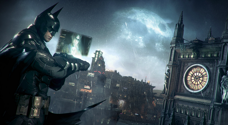 Batman: Arkham Knight Character Poster Released
