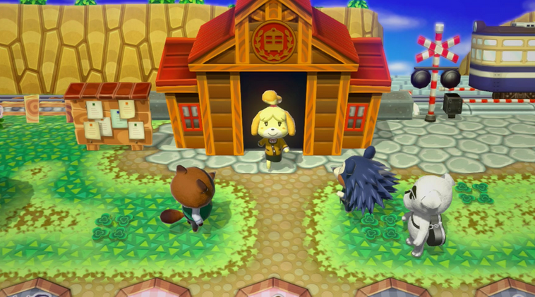 Nintendo Reveals Animal Crossing Amiibo Festival And Happy Home Designer