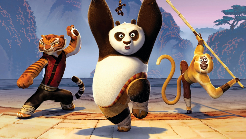 Kung Fu Panda 3 Official Trailer #1 Released