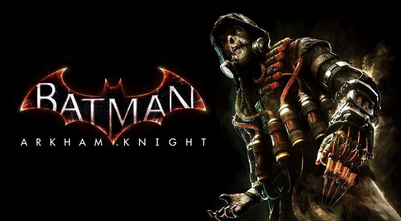 Batman Arkham Knight New Scarecrow Poster Revealed