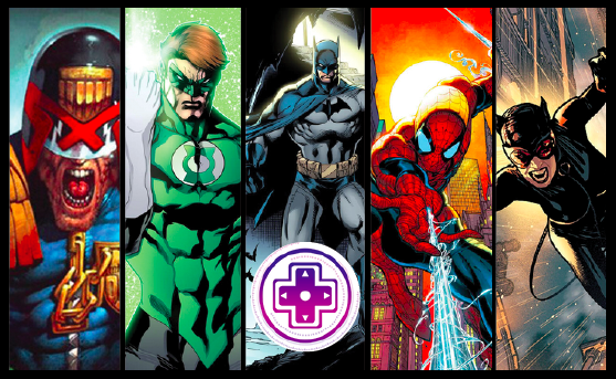 Staff Picks: All-Time Favourite Superheroes