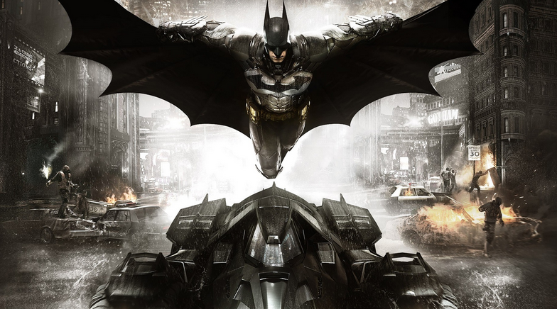 Opening Sequence Of Batman: Arkham Knight Released
