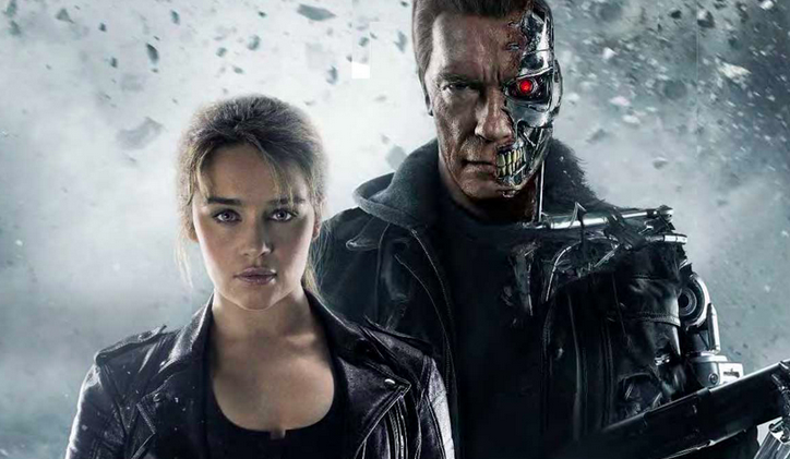 Paramount Release Behind-The-Scenes Footage Of Terminator Genisys