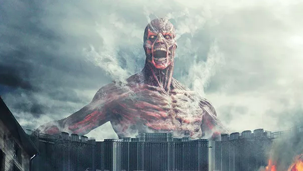 Attack On Titan Live-Action Films Licensed By Funimation For Release In North America