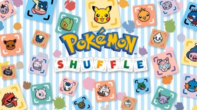 Pokémon Shuffle Heads To Mobile Devices