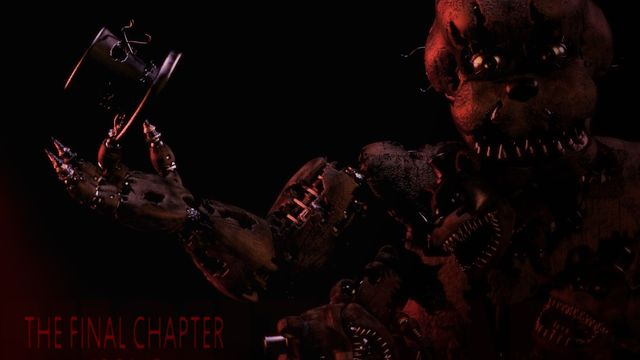 Five Nights At Freddy's 4 Official Trailer