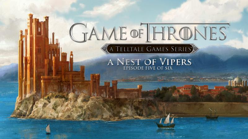 Review: Telltale's Game of Thrones, Ep. 5 – A Nest Of Vipers