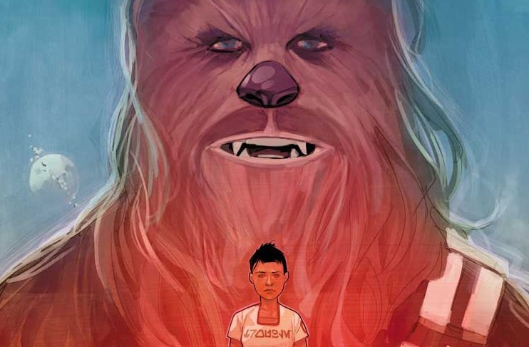 Chewie Gets His Own Book In Chewbacca #1