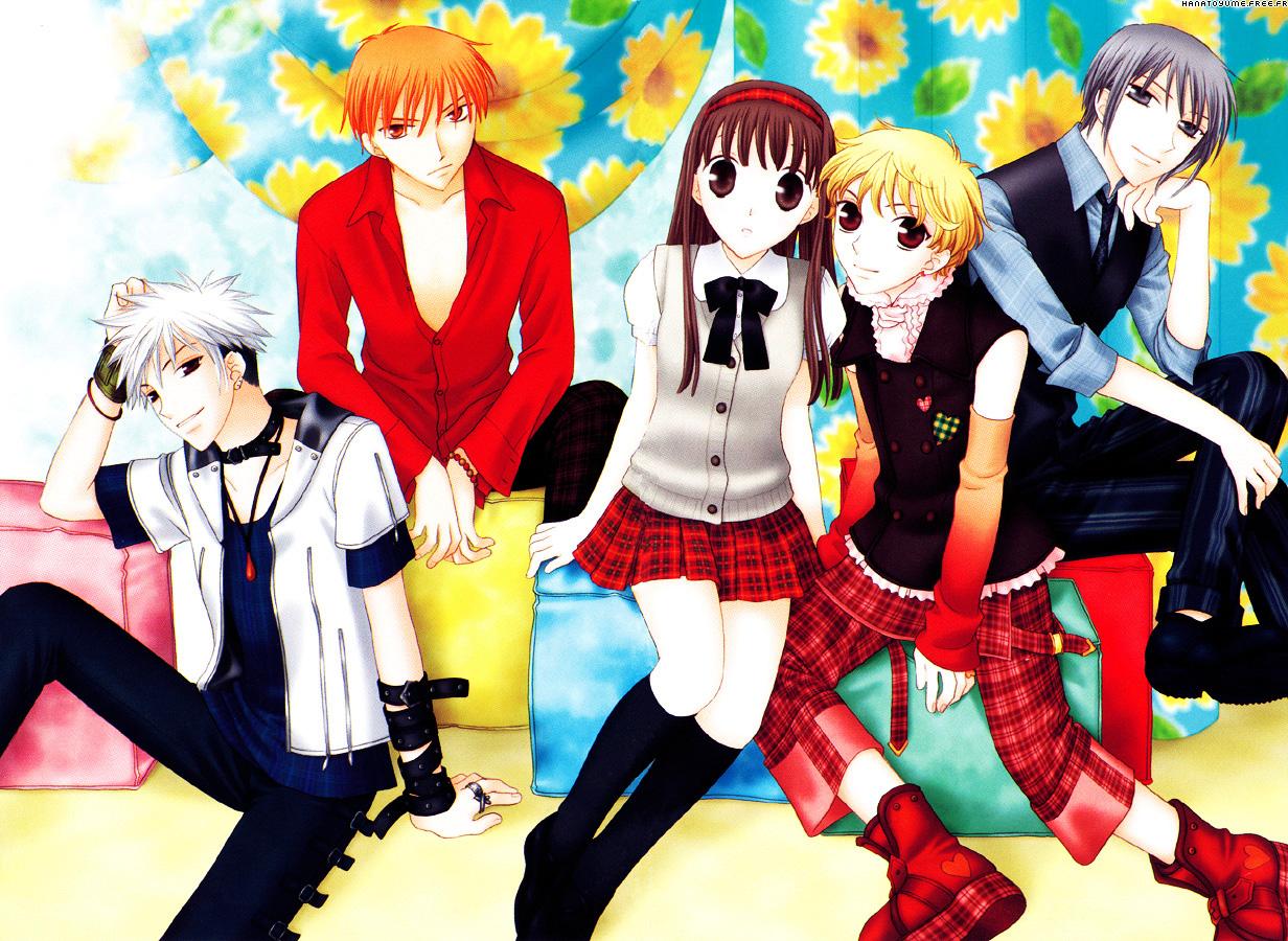 Fruits Basket Anime And Manga Club 29991663 1232