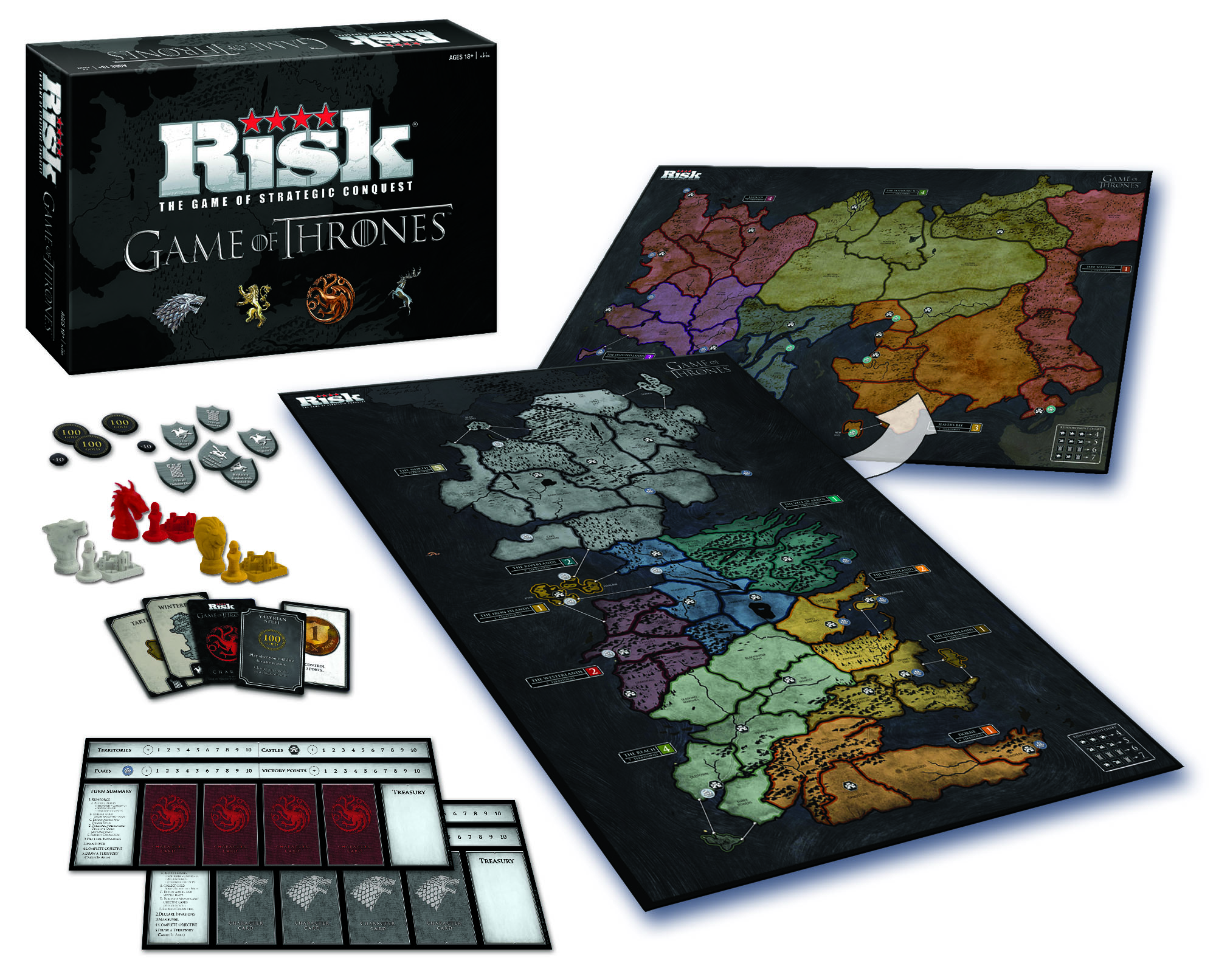 RISK Comes To Game Of Thrones