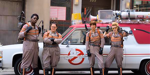 Ghostbusters Finally Named