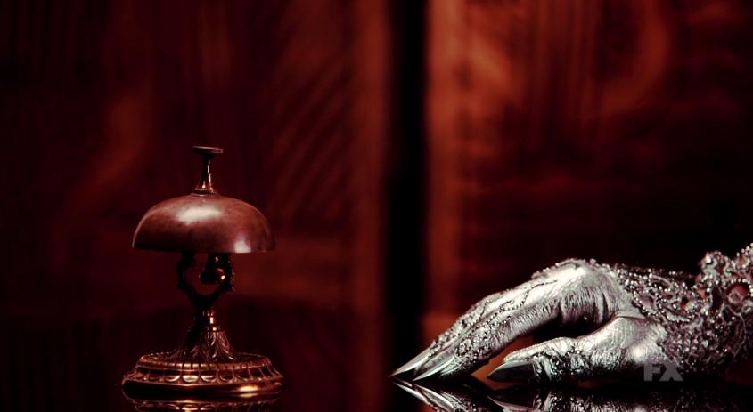 American Horror Story: Hotel Teases Mother Monster