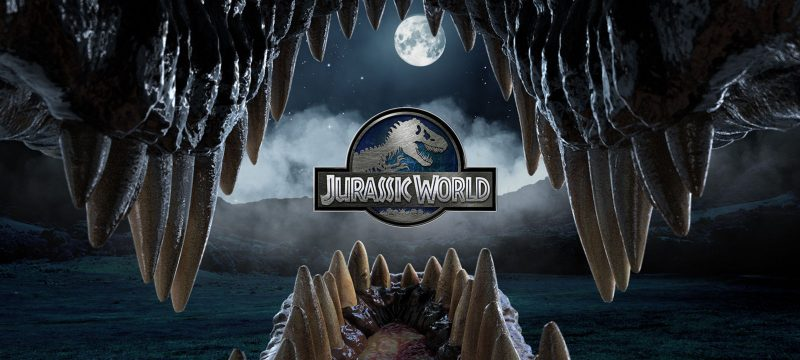 Jurassic-World-Through-the-Teeth-Logo