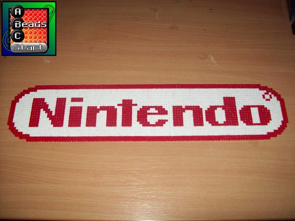 Nintendo Bead Sprite