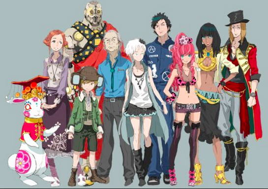 Zero Escape 3 Information Revealed At Anime Expo 2015