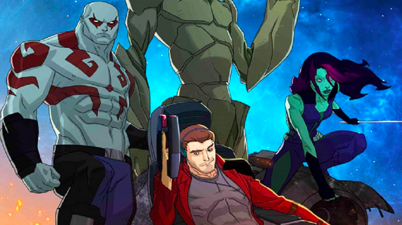 Disney XD Announces Premiere Date For Guardians Of The Galaxy Animated Series