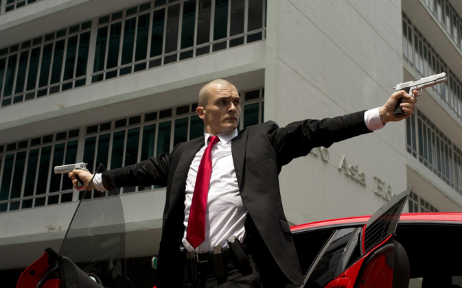 Hitman: Agent 47 Gets New Poster