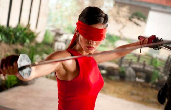 Elektra Cast For Daredevil Season 2