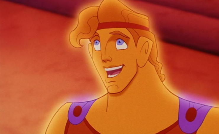 Forgotten Childhood: Disney's Hercules (1997)